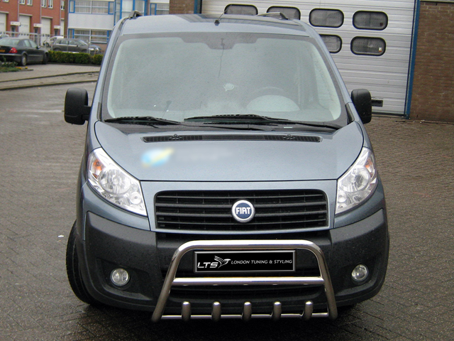 Fiat Scudo Stainless Steel Chrome Nudge A
