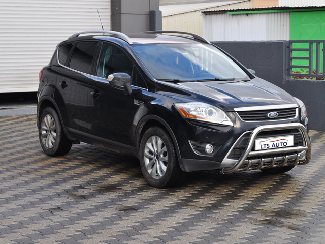 ford kuga chrome axle nudge a bar bull bar 2008 2012 models ebay. Black Bedroom Furniture Sets. Home Design Ideas