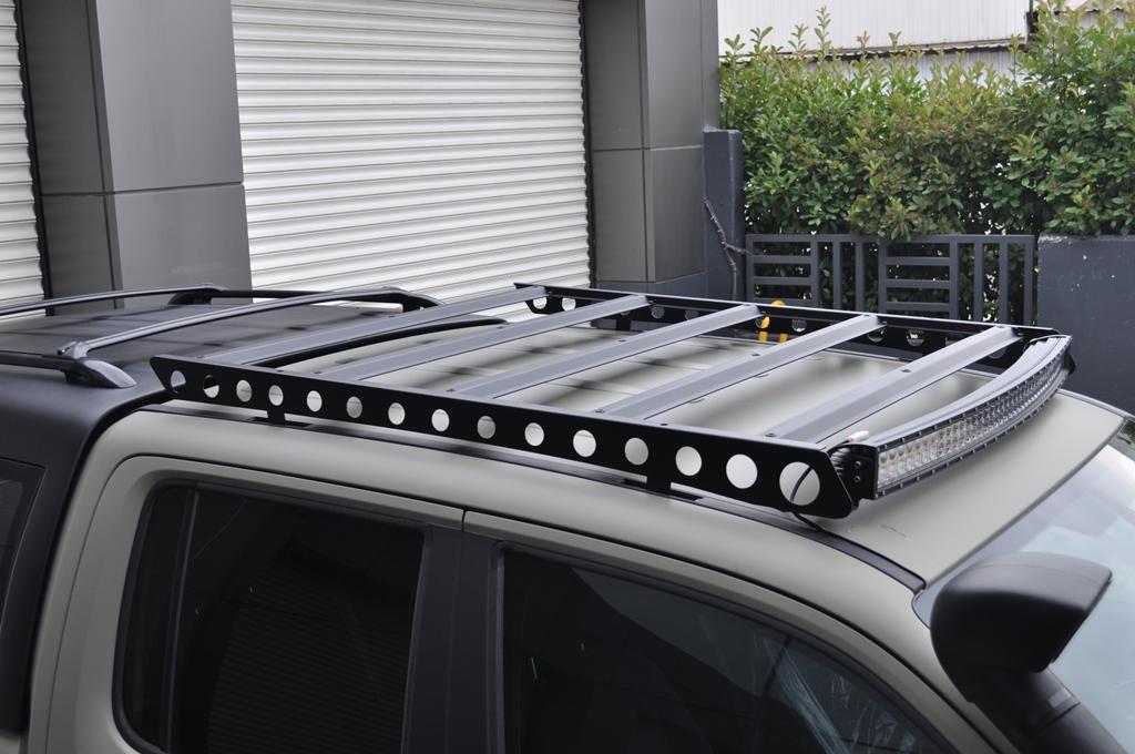 Volkswagen Vw Amarok Dach Korb Dachtr 228 Ger Schienen Leiste