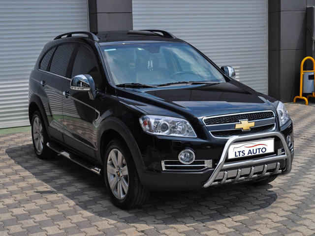 Chevrolet Captiva Chrome Axle Nudge A