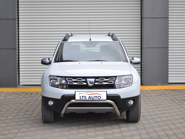 dacia duster chrome axle nudge bar stainless steel bull bar 2013 onwards 4203380400262 ebay. Black Bedroom Furniture Sets. Home Design Ideas