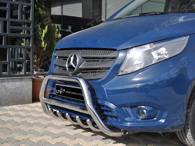 Mercedes Vito Chrome Axle Nudge A