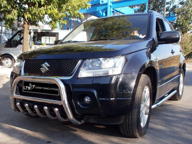 Suzuki grand vitara 2014