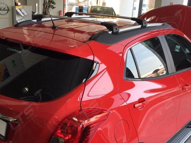 Renault Kadjar Lockable Roof Rack Bar Cross Bars 2015 Onwards 75 Kg 8438476079718