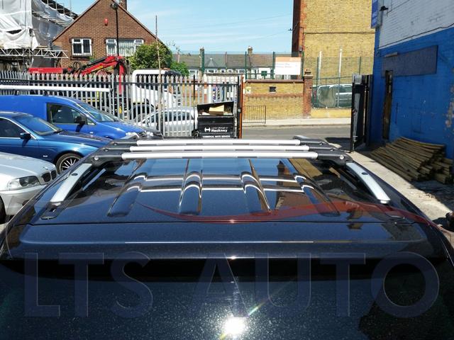 Mercedes Vito Viano W639 Lockable Cross Bars Roof Bar Rack